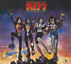 Michigan man is 'alive' with KISS collectibles