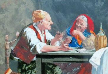 Pietra dura featured in Carstens Galleries auction March 30