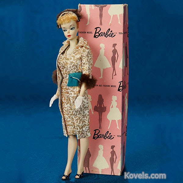 1ae12e5603 Barbie s rich resume built over 60 years