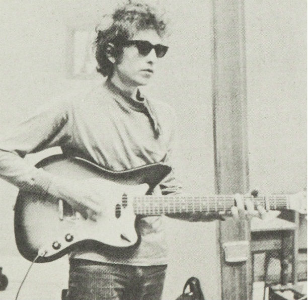 Bob Dylan's guitar from 'Blonde on Blonde' album to be sold
