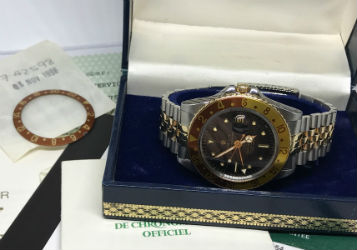 Vine Auctioneers brings rare watches to LiveAuctioneers March 28