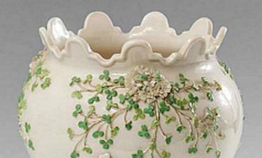 Some Irish Belleek as scarce as four-leaf clovers