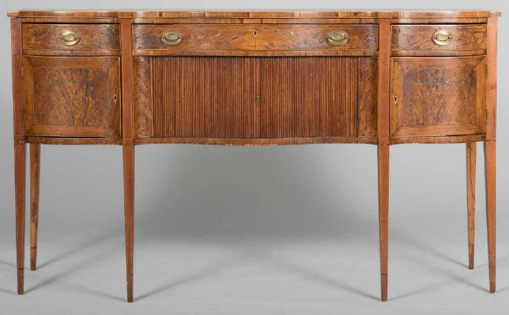 Southern Furniture Iconic Forms Regional Differences
