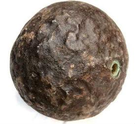 Live Civil War-era cannonball on display 20 years detonated