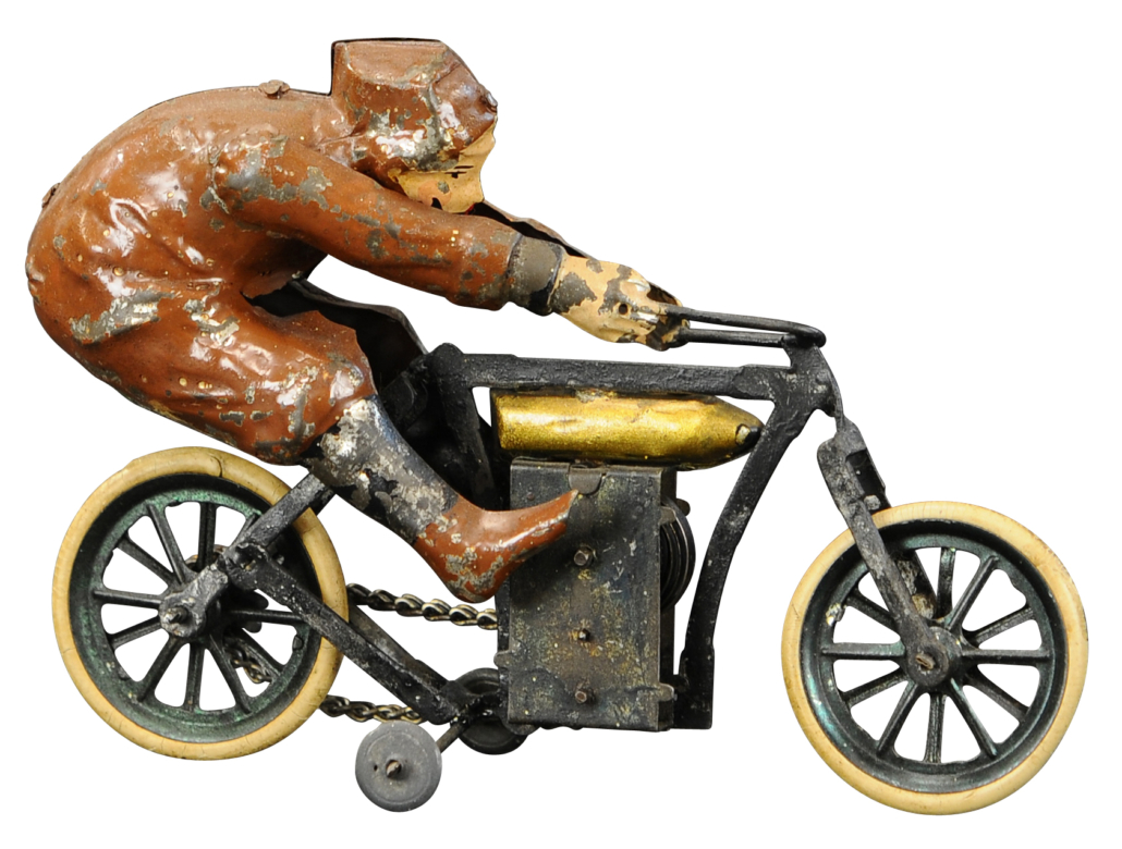 Antique Toys Rings Up Heady 2 3