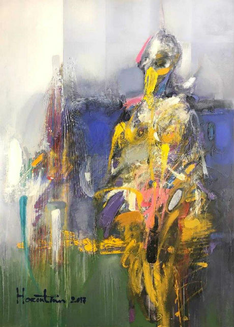 Top Armenian artists featured in online auction April 24