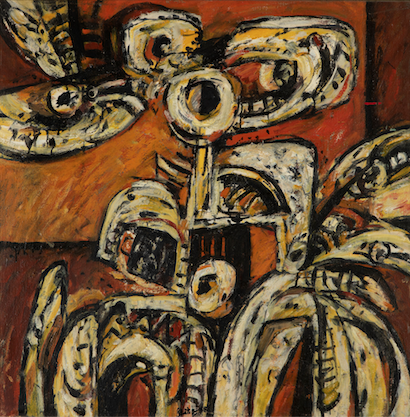 Malaysian modernist painting sets auction record in London