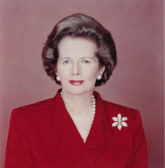 Mrs. Thatcher – Part III, online auction at Christie's in May