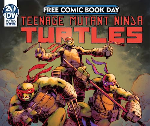 National Free Comic Book Day is coming: May 4