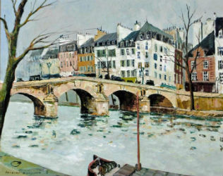 Old Masters to modern art ready to hang in May 8 auction