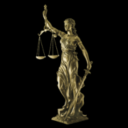 Photo of Lady Justice by Dev Kulshrestha, licensed under the Creative Commons Attribution-Share Alike 4.0 International license