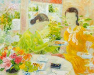 International fine art paces Shannon's $2M auction
