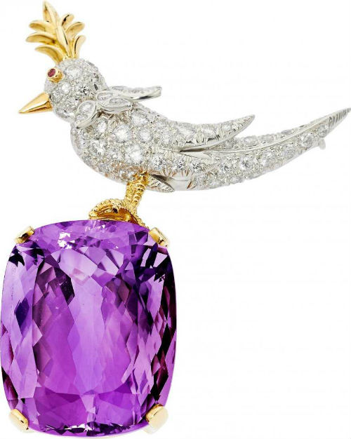 6a5620e477bbe Bird brooches are high-flying fashion classics