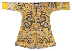 Dragon robes: powerful dress for success