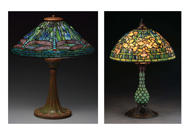 Rare Tiffany and Galle lamps lead Morphy's June 18-19 Fine & Decorative Arts sale