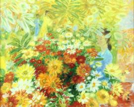 Three distinct periods of Vietnamese painter Le Pho