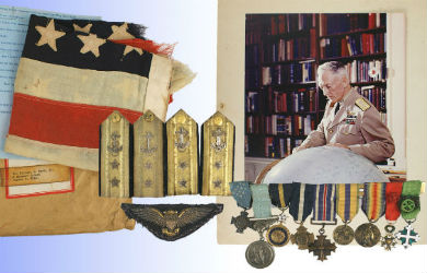 Admiral Byrd items reach Mohawk Arms auction June 29