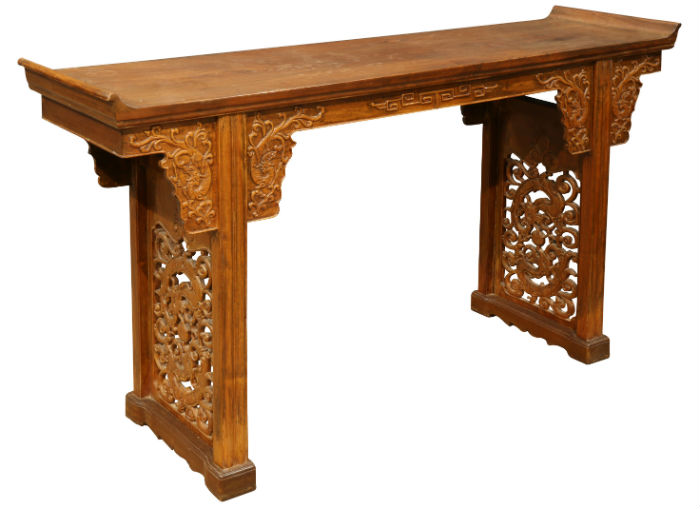 Huanghuali Furniture Paces Clars Asian Antiques Auction
