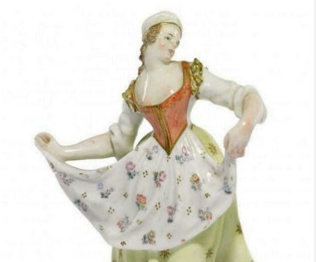 Capodimonte: royal passion for porcelain