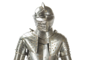 16th century suit of armor charges to $31K at Moran's