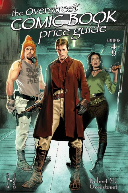 Overstreet Comic Book Price Guide