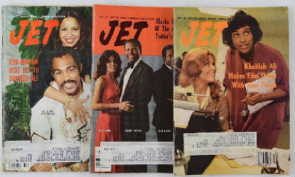 'Ebony' and 'Jet' images to be donated after archive sale