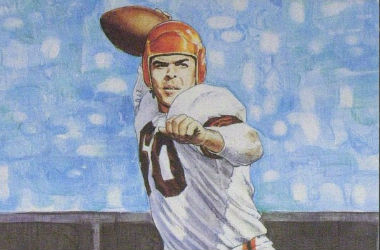 Browns to honor quarterback Otto Graham with statue