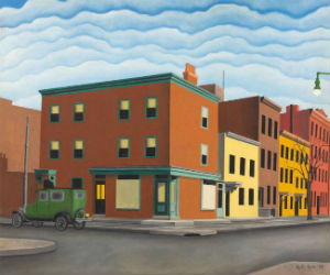 Gallery Report: G.C. Ault street scene sells for $336,500