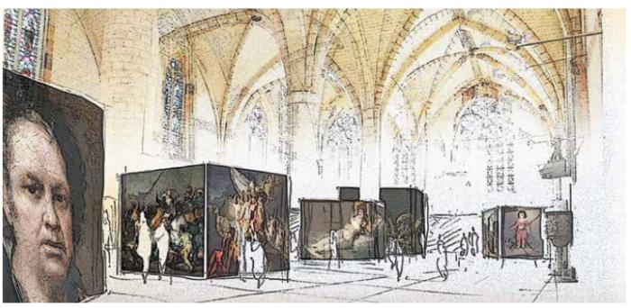 Goya masterpieces