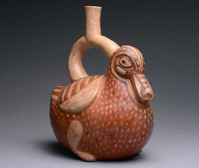 Ancient art treasures