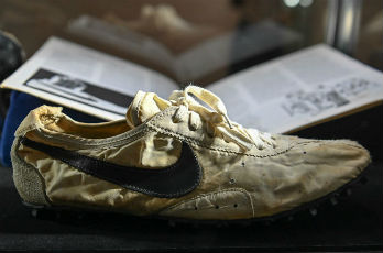 Gallery Report: Rare Nike running shoes sell for record $437,500