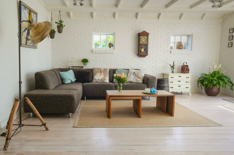 Mixing old with new: decorating with antiques