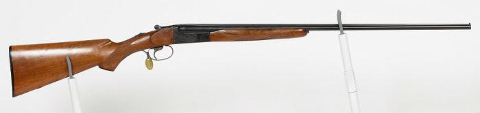 Museum firearms