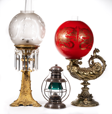 Variety is the spice of Jeffrey S. Evans' Aug. 23-24 auction