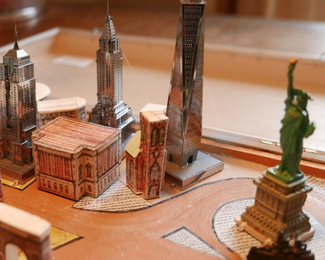 Architectural models: engaging with space