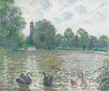 Shaheen collection of impressionist art donated to Atlanta's High Museum