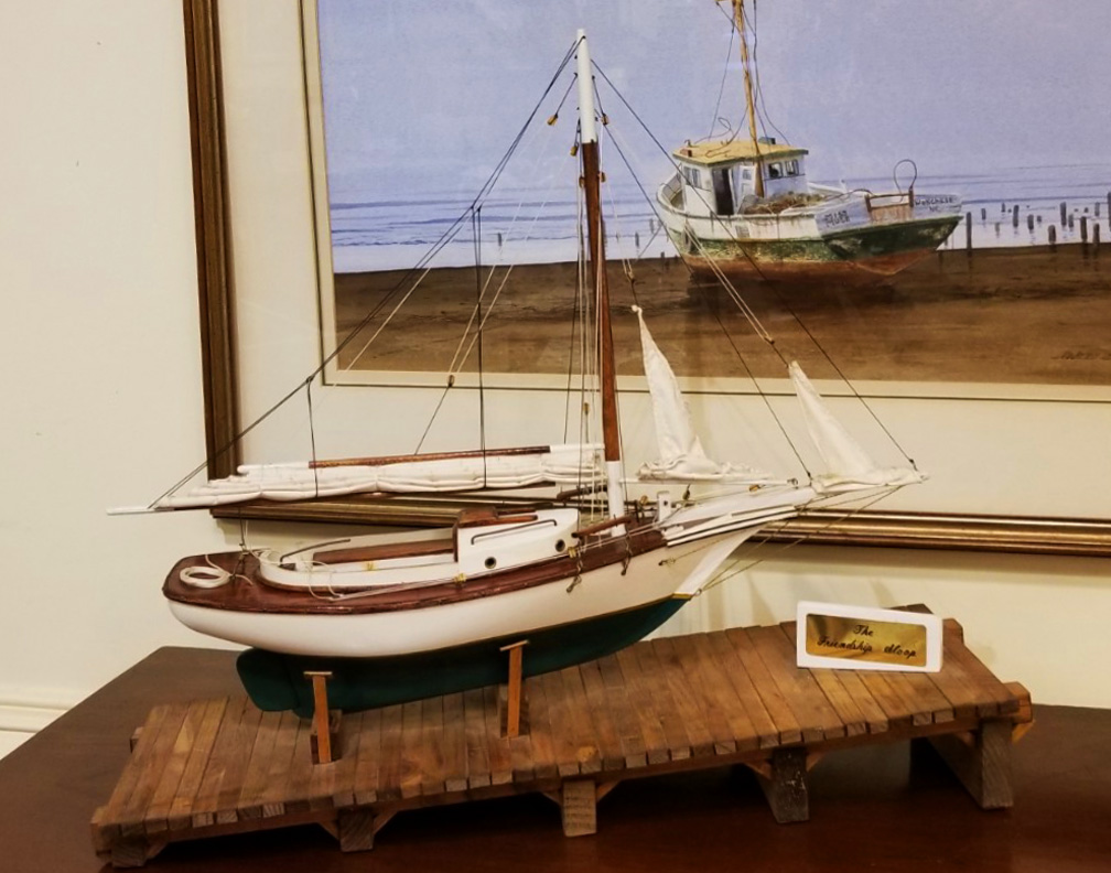 Exploring a passion for model boats