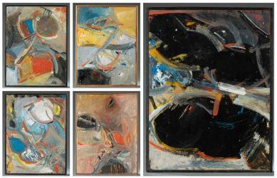 Quinn's auction to feature Merton D. Simpson paintings Sept. 14