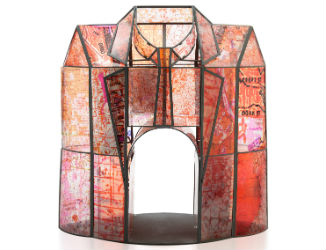 Heritage to auction Oppenheim, Frank Lloyd Wright designs Oct. 1