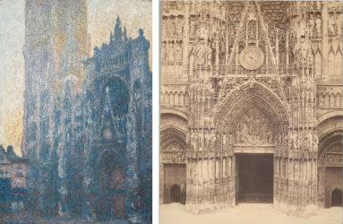 Exhibition looks at photography's impact on Impressionists