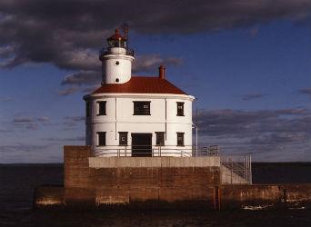 Former Army Ranger new owner of Lake Superior lighthouse