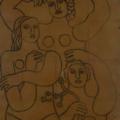 Fernand Léger study