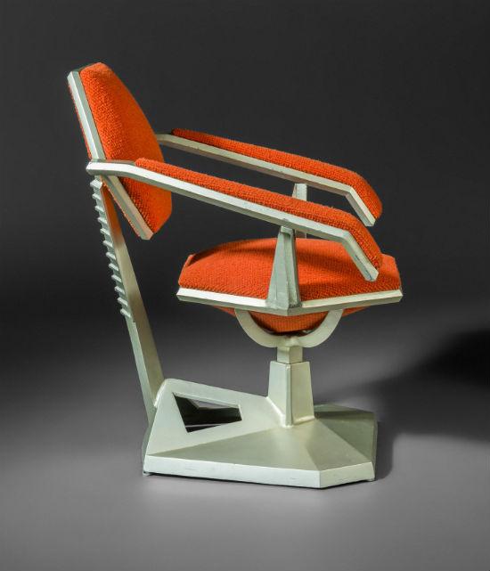 Frank Lloyd Wright chair