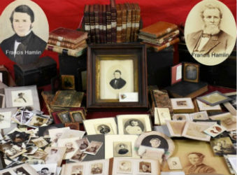 Appraisal & Estate Sale Specialists to sell gold rush archive Oct. 27