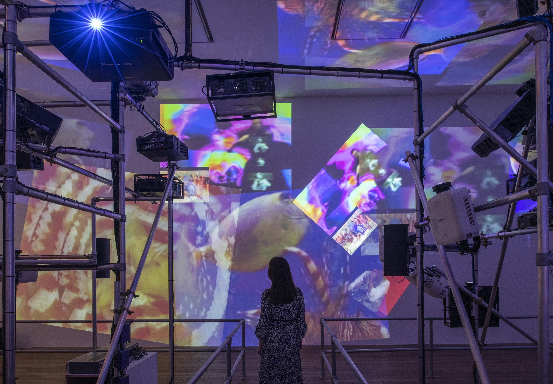 Tate Modern to host Nam June Paik exhibition Oct. 17-Feb. 9
