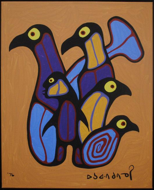 Robert Bateman paintings