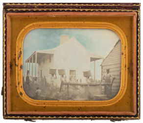 Cowan's sells rare antebellum image of slaves for $324,500