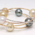 lustrous pearl jewelry