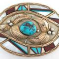 Native American silver jewelry
