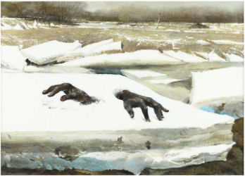 Leland Little Auctions to sell Andrew Wyeth artworks Dec. 6